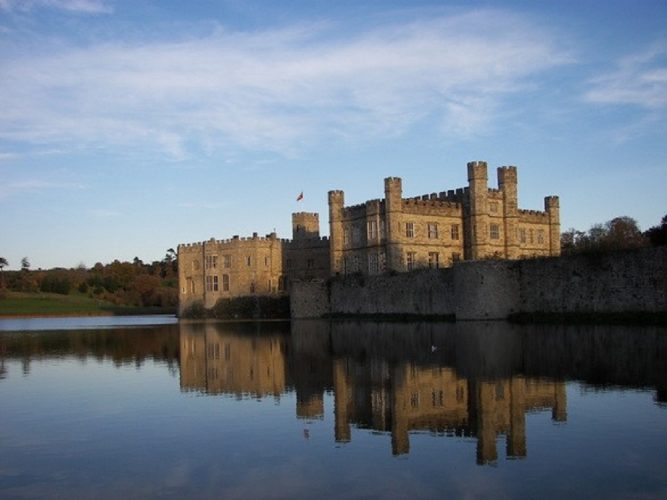 Beechfield Cottages - Places to Visit - Leeds Castle In Kent