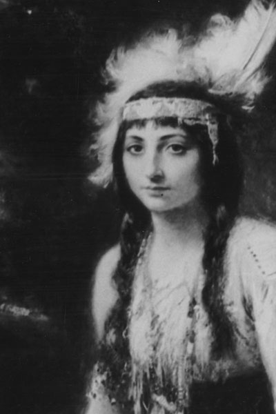 Gravesend Pocahontas